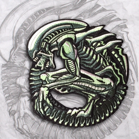 Alien Special Edition Embroidery Morale Patch