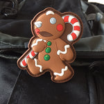 ON SALE! Leftover Gingerbread men Morale Patch set