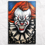Pennywise Original Artwork