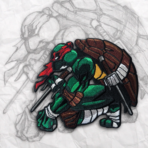 Raphael Embroidery Morale Patch