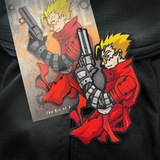 Grumpy Trigun Embroidery Patch
