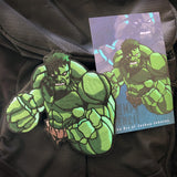 The Hulk Embroidery Patch