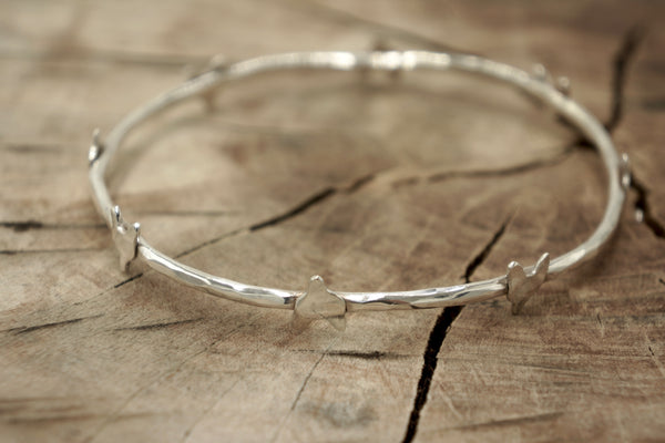 Shy Fox Signature Bangle