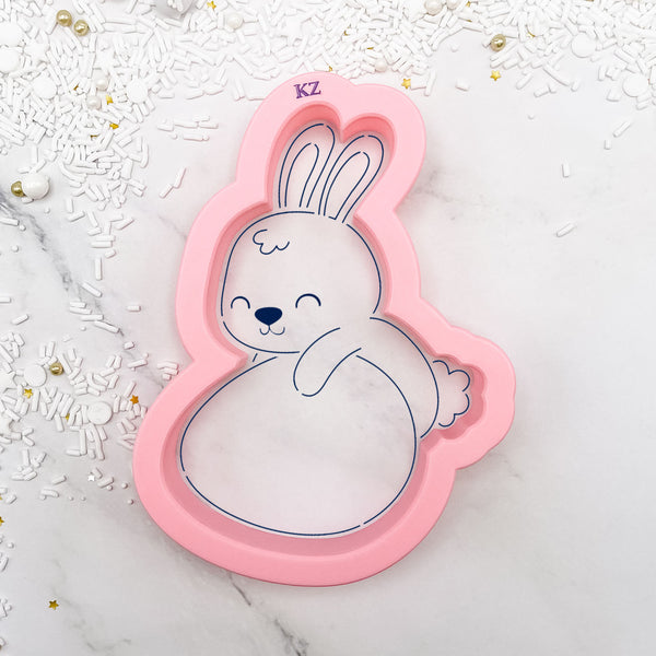 Easter Bunny (Style 1) Cutter/Stencil