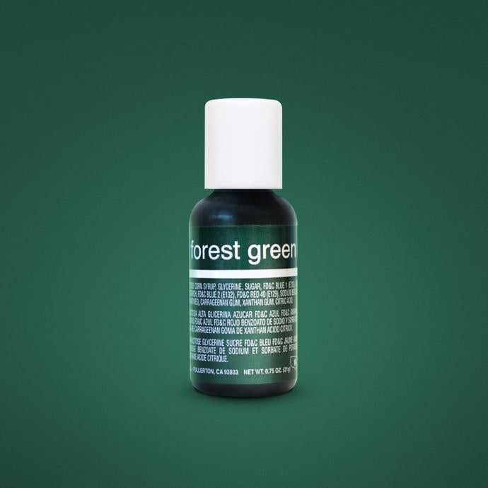 FOREST GREEN Chefmaster Liqua Gel