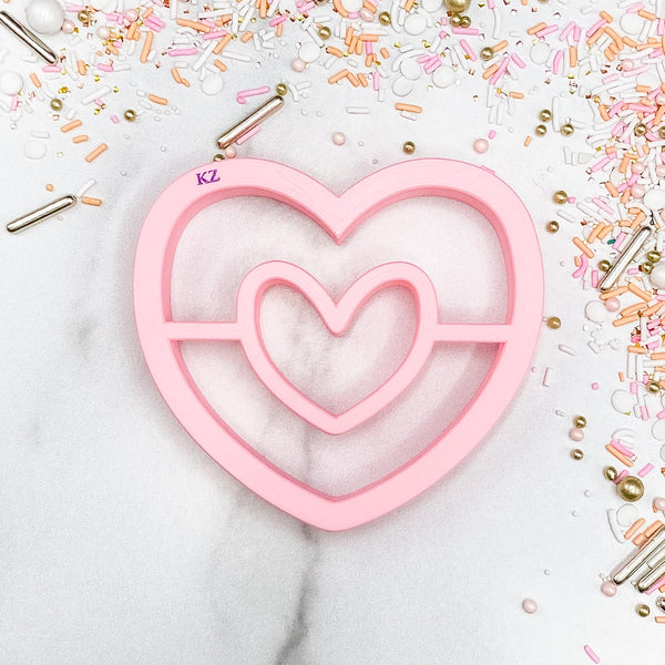 Heart Donut Cutter