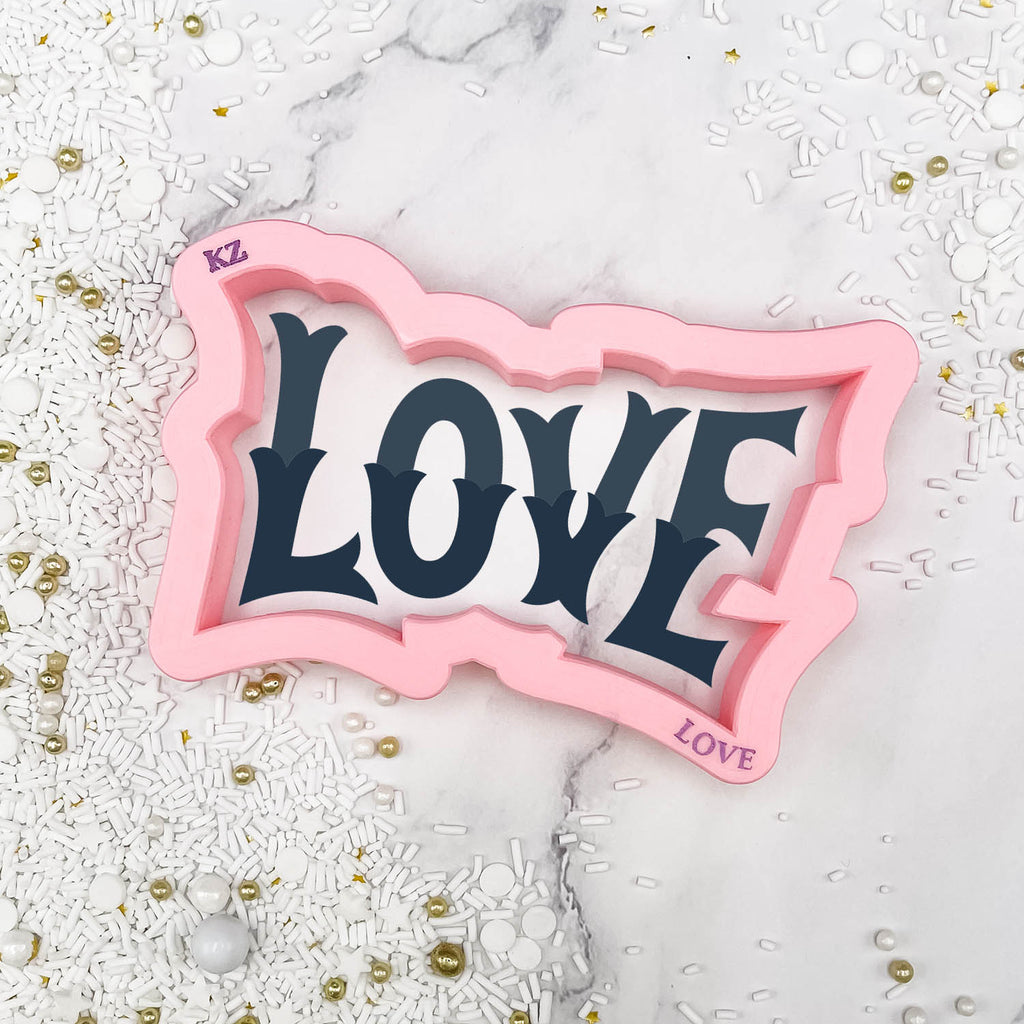 Love (Style 2) Lettered