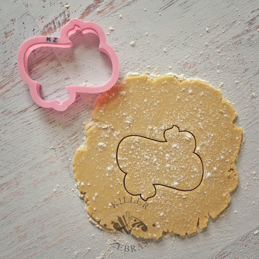 Banner Cookie Cutter