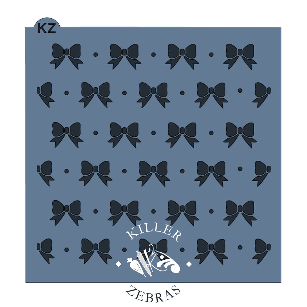 Bows and Polka Dots