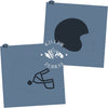 Football Helmet Cutter/Stencil