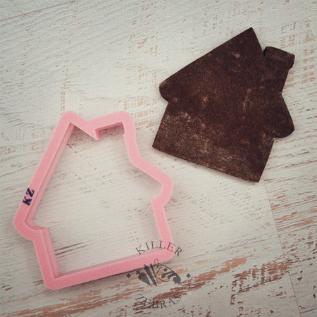 Cottage Cookie Cutter