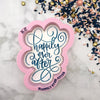 Happily Ever After Hand Lettered