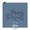 Happy Diwali Hand Lettered