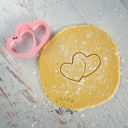 Sweet Hearts Cookie Cutter