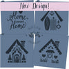 Cottage House Stencils