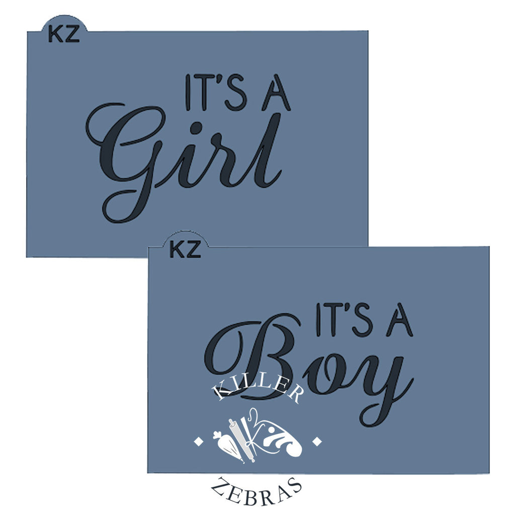It's a Girl/Boy