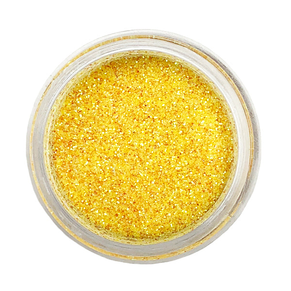 Lemon Zest Disco Glitter