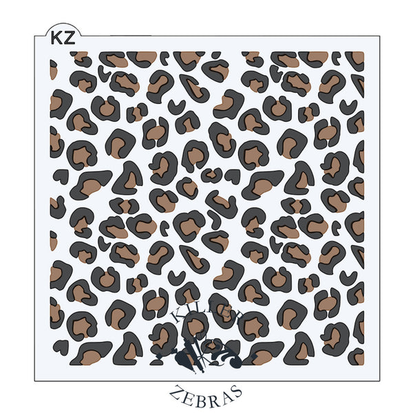 Leopard Print - Single or Layered