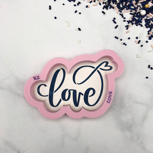 Love Hand Lettered