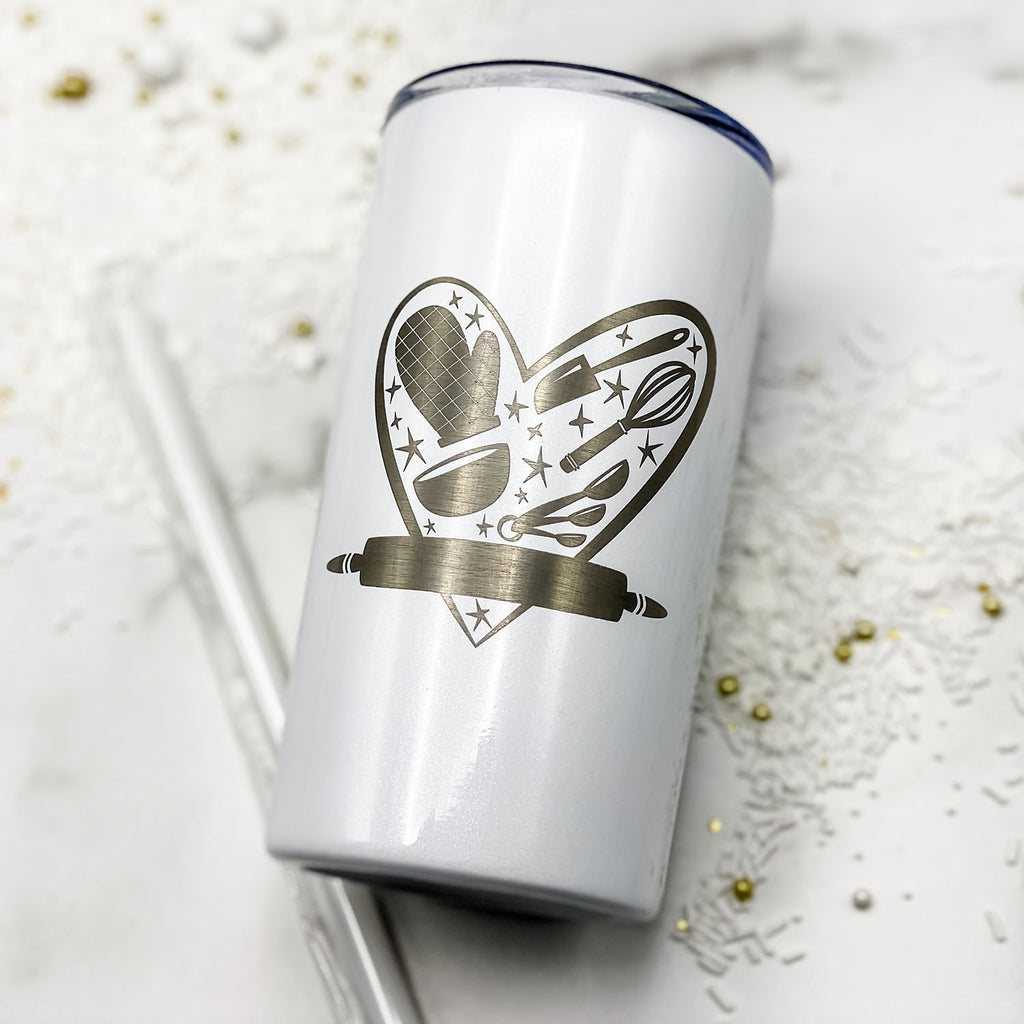Stainless Steel Mini Tumbler