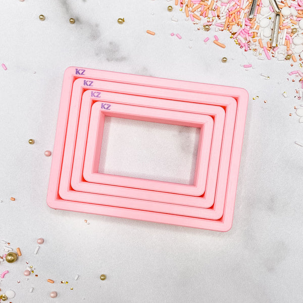Nesting Rectangles Cutter Set