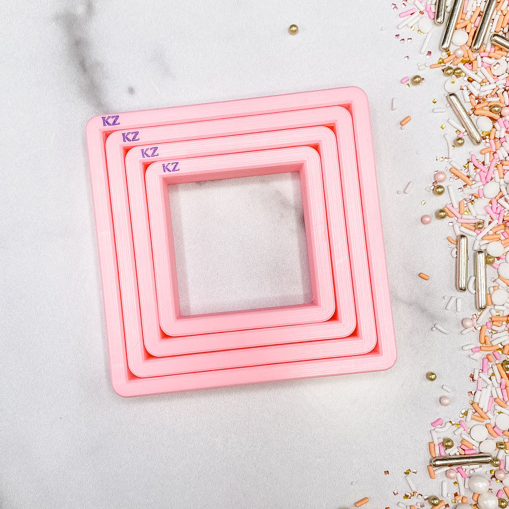 Nesting Squares Cutter Set
