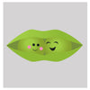 Two Peas in a Pod Cutter/Stencil