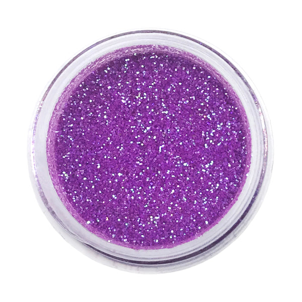 Purple Rainbow Disco Glitter