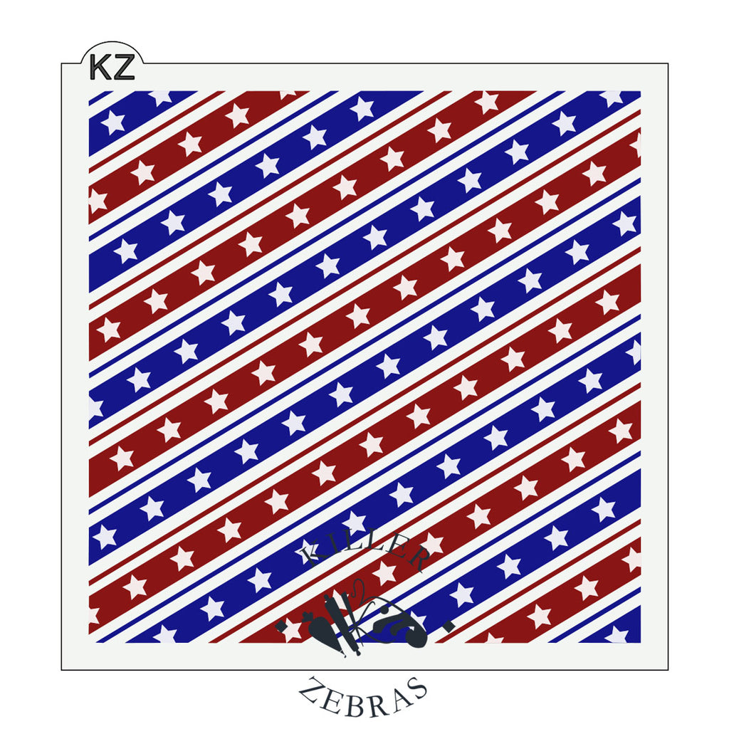 Stars and Stripes 2 Part