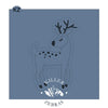 Winter Reindeer Cutter/Stencil
