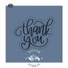 Thank You Hand Lettered (Style 3)
