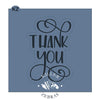 Thank You Hand Lettered (Style 1)