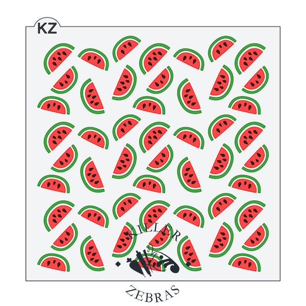 Watermelon 3 Part