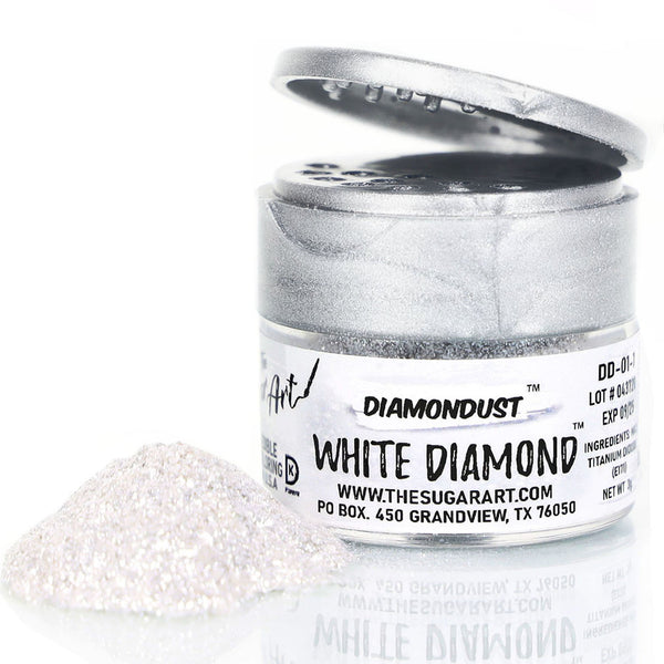 White Diamond Diamondust