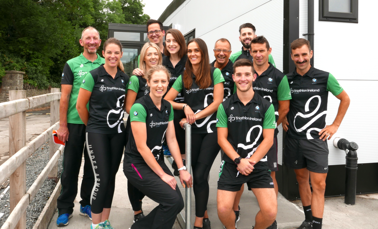 Triathlon Ireland Staff Photo