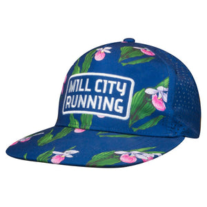 FLAT BILL RUNNING TRUCKER ®