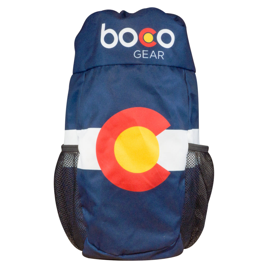 BOCO Gear 4 Panel Backpack