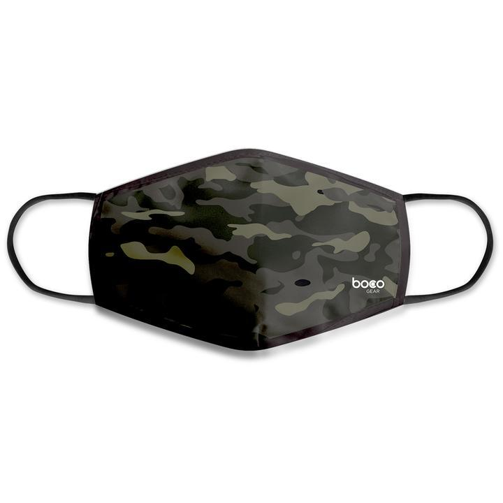 Kids - Camo - Non-Medical Face Mask