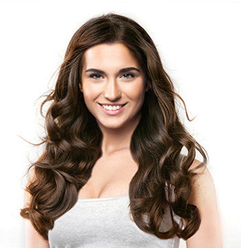 Clip in hair extensions eden hair extensions eden clip ins are 20 in length made from 100 remy human hair and come in a full head set learn how to select the right thickness by reading this helpful pmusecretfo Images