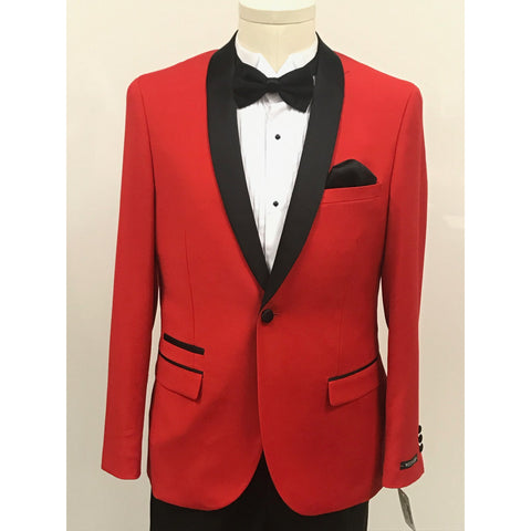 WEST END RED TUXEDO