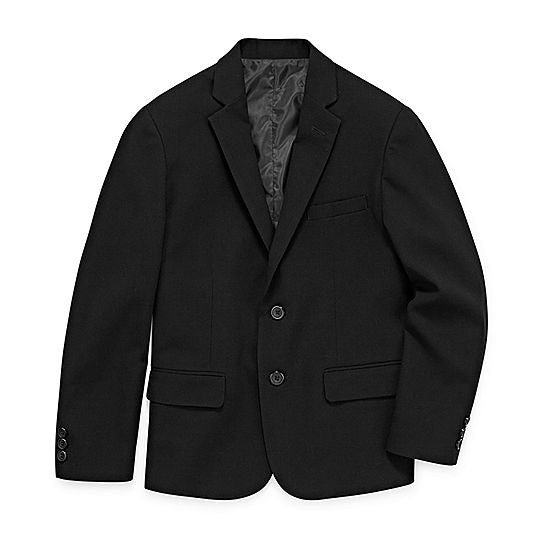 BOCCACIO BOYS SEPARATES JACKET BLACK