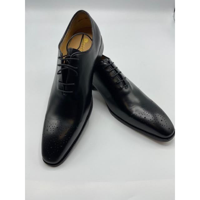 CARRUCCI LACE UP SHOE BLACK-BLACK FRIDAY SPECIAL