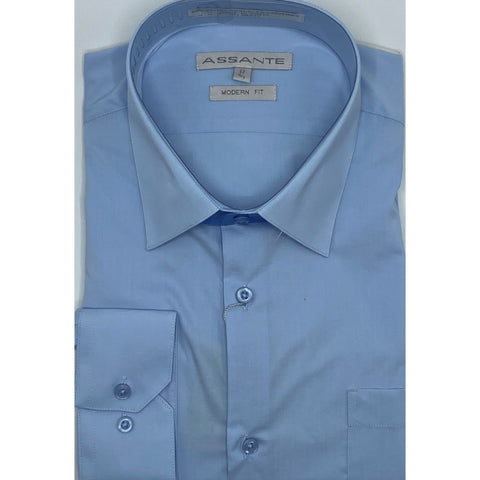 ASSANTE MODERN FIT DRESS SHIRT