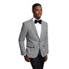 Slim Fit Mens Sports coat Blazer Jacket MJ184S