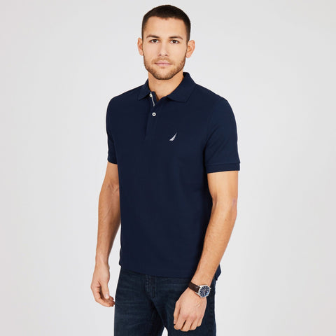 NAUTICA BIG & TALL POLO - N.NAVY