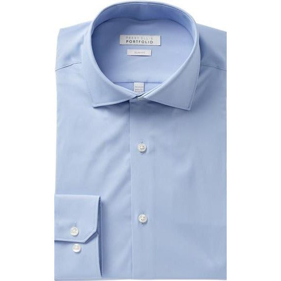 SLIM FIT TECH DRESS SHIRT