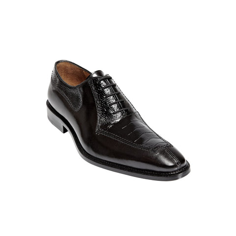 BELVEDERE DINO SHOE BLACK