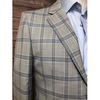 Nevima Jacket - Gray/Charcoal Plaid