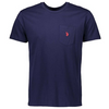U.S. POLO SHORT SLEEVE T-SHIRT - NAVY