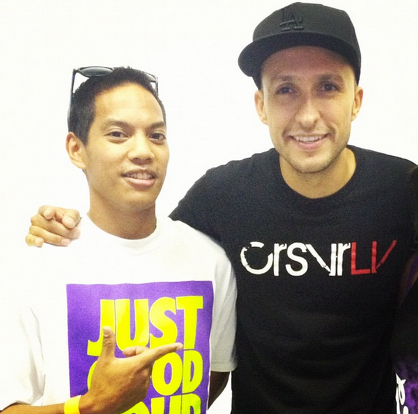 CJ and DJ Vice